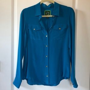 Good condition C Wonder Silk Blouse